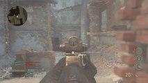 Gun shots barking (Call of duty: WW2 Multiplayer Gameplay)