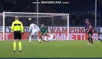 Andrea Ranocchia Goal HD - Genoa 1-0 Internazionale  17.02.2018