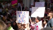 Thousands rally for gun control after Florida school shooting
