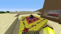 OK ATAR TUZAK KAPI NASIL YAPILIR? - Minecraft