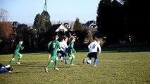 Quelques buts de nos U11 1 lors du plateau du 17 Février à l 'AJC