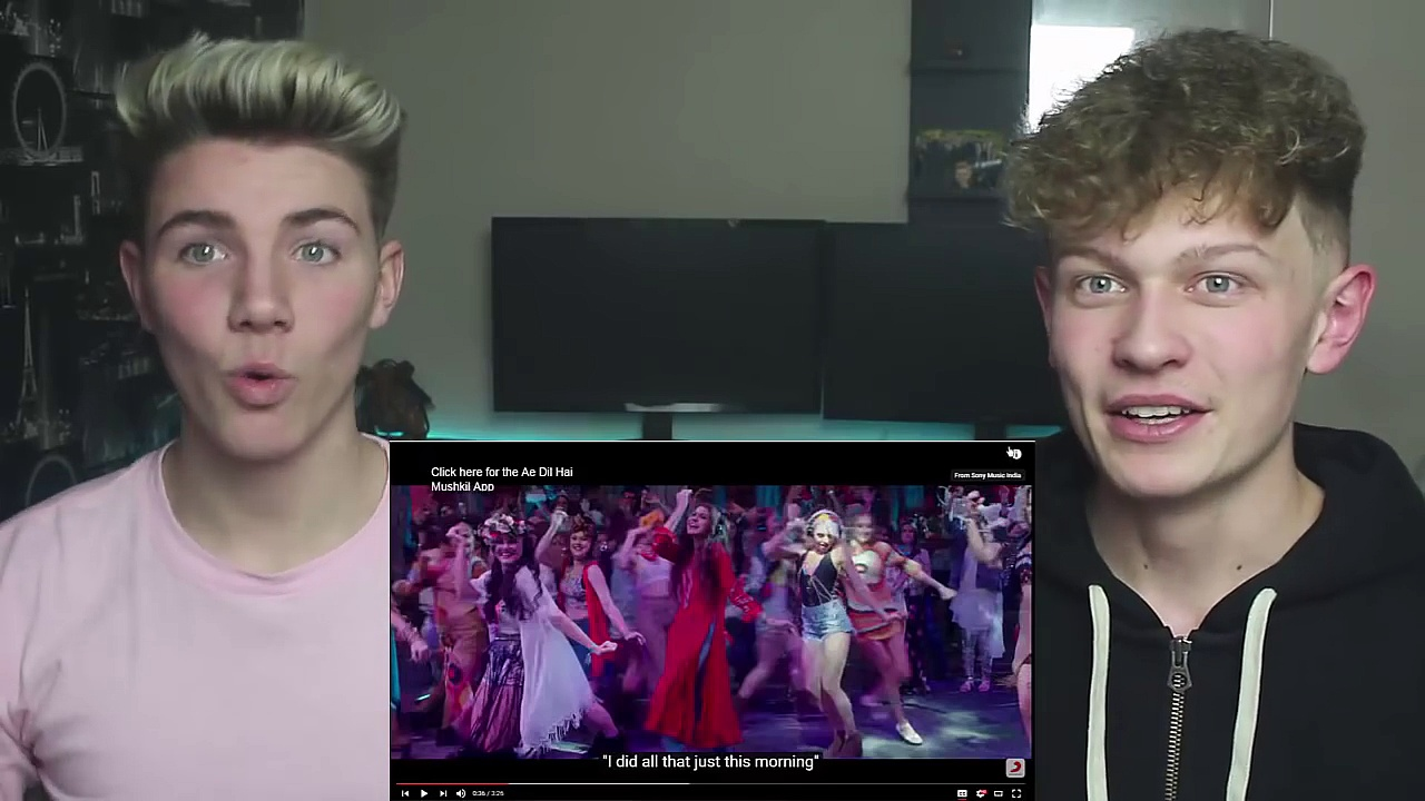 The Breakup Song British Reaction