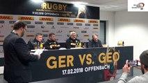 Pressekonferenz - Deutschland
