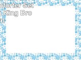 Madison Park Boone 7 Piece Comforter Set California King Brown