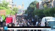 مئات آلاف الشيعة يحيون ذكرى يوم عاشوراء