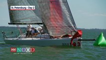 Competition Heats Up on Day Two of Helly Hansen NOOD Regatta in St. Petersburg
