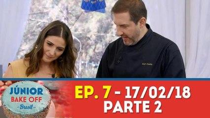 EP 7 - Especial Bake Off SBT  - Parte 2 - 17.02.18