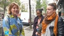 مظاهرات للتنديد بالعنف ضد المرأة تجتاح الشوارع الفرنسية