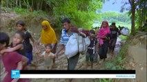 """بورما: """"جيش إنقاذ الروهينغا في أراكان"""" يعلن هدنة لتخفيف الأزمة الإنسانية"""