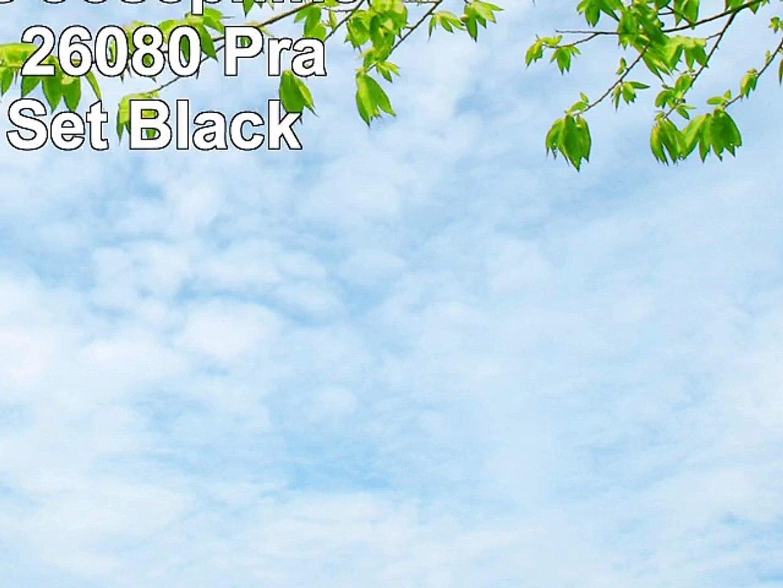 Black VHC Brands Josephine Scalloped 26080 Prairie Swag Set