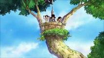Ace, Sabo & Luffy Fantasize Being Pirates English Dubbed