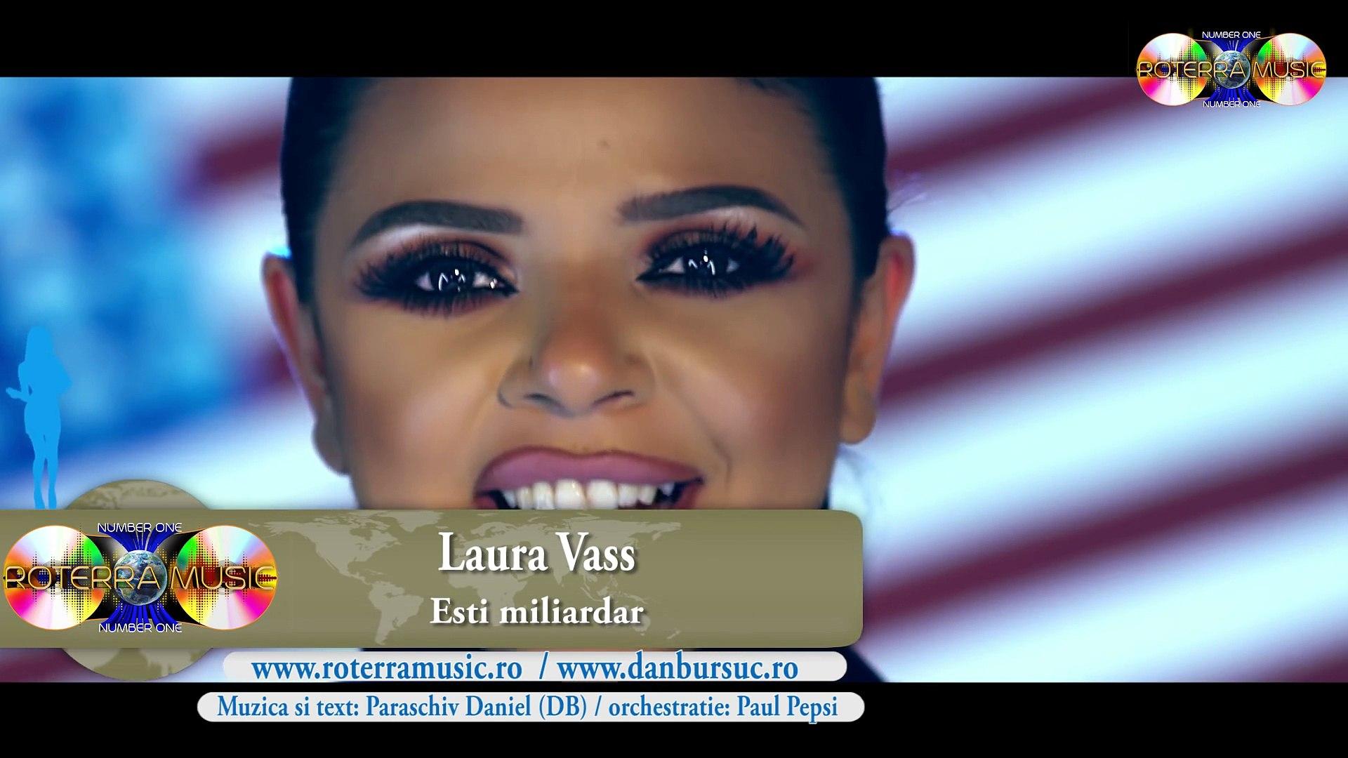 Laura Vass - Esti miliardar (Official video) 2018