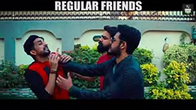 REGULAR FRIENDS vs TERHAY FRIENDS (Best Friends) - Karachi Vynz Official - dailymotion