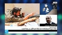 قوات سوريا الديمقراطية تعبر الفرات من جنوب الرقة وتسيطر على سوق الهال