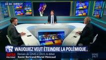 Propos polémiques de Laurent Wauquiez: une opération de communication ?