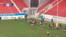 Highlights GERMANY vs GEORGIA - RUGBY EUROPE CHAMPIONSHIP 2018