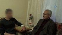 Afrin'de Yaralanan Uzman Çavuş Memleketi Erzincan'a Geldi