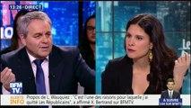"""Selon Xavier Bertrand, la stratégie de Laurent Wauquiez aboutira à """"une fusion avec l'extrême droite"""""""
