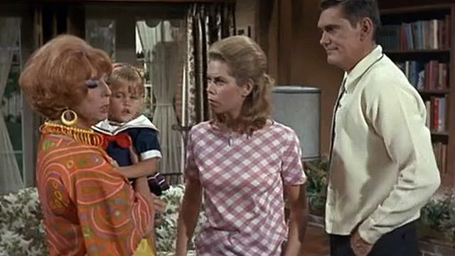Bewitched S04 E11 Allergic To Macedonian Dodo Birds