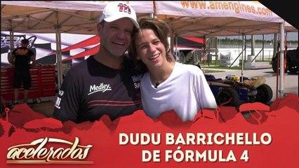 Dudu Barrichello de Fórmula 4