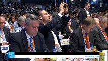 انتخاب ميركل مجددا على رأس حزب الاتحاد المسيحي الديمقراطي