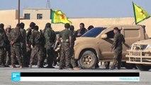 """نزوح مدنيين مع تقدم قوات """"سوريا الديموقراطية"""" باتجاه الرقة"""