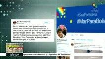 Evo Morales: EEUU justifica su plan golpista contra Venezuela