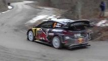 WRC Rally Monte Carlo 2018  Show, Max Attack