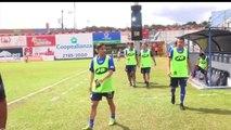 Torneo Nacional: Pérez Zeledón vs Limón FC 18 Febrero 2018 (659)