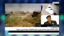 العراق: كيف تسير المعارك في الفلوجة؟
