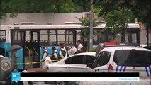 تركيا: قتلى وجرحى في هجوم بسيارة مفخخة على مركز للشرطة في ماردين