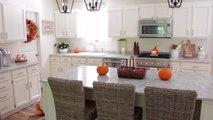 Fall Decorating Ideas - Kitchen Decor