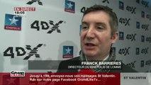 Cinéma: la 4DX arrive à Lomme!