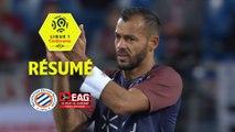 Montpellier Hérault SC - EA Guingamp (1-1)  - Résumé - (MHSC-EAG) / 2017-18