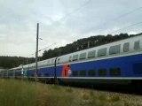 TGV duplex à Cassis  2