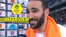 Interview de fin de match : Olympique de Marseille - Girondins de Bordeaux (1-0)  - Résumé - (OM-GdB) / 2017-18