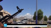 الإمارات العربية المتحدة ترسل تعزيزات عسكرية إلى اليمن