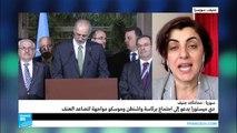 دي ميستورا يرى أن الهدنة في سوريا مستمرة رغم الخروقات الكثيرة