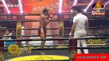 Keo Rumchong vs Takunsingha(thai), Khmer Boxing Bayon 17 Feb 2018, Kun Khmer vs Muay Thai