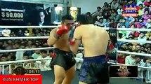 Phan Kron vs Luokton(thai), Khmer Boxing CNC 18 Feb 2018, Kun Khmer vs Muay Thai