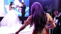 Egyptian Bellydance Star Amie- Egyptian Zaffa at Four Seasons Alexandria