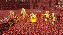 Villager Life - Witch Life - Zombie Life - Pig Life - Top Minecraft Animations