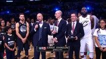 LeBron James - MVP Of The Game - Team LeBron vs Team Stephen - 2018 NBA All-Star Game