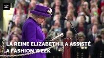 Quand la reine Elizabeth II rejoint Anna Wintour à la Fashion Week