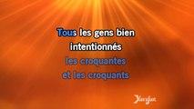 Karaoké Chanson pour l'Auvergnat - Georges Brassens *