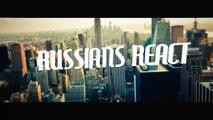 RUSSIANS REACT TO GERMAN RAP | CAPO – MAINHATTAN CITY GANG | REACTION TO GERMAN RAP