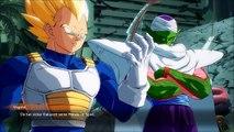 Dragonball FighterZ Gotenks Piccolo Vegeta Sama