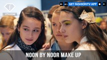 New York Fashion Week Fall/Winter 18 19 - Noon by Noor Make up | FashionTV | FTV