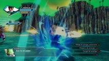 Dragon ball Xenoverse | Gameplay español | Maralb, Vegetta y  Goku vs Fuerza Ginyu