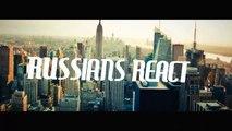 RUSSIANS REACT TO GERMAN RAP | LUCIANO - ANDERS NICHT SO WIE DU | REACTION TO GERMAN RAP